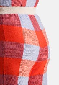 Nicowa - Trousers - orange - 4