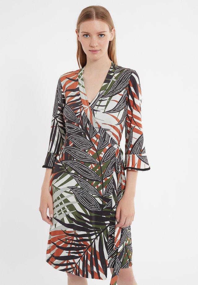 ZADIO - Korte jurk - multi-coloured