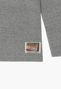 Scotch & Soda - ARTWORKS - Long sleeved top - grey - 2