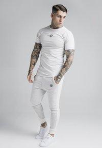 SIKSILK - UNITE GYM TEE - Basic T-shirt - grey marl - 1
