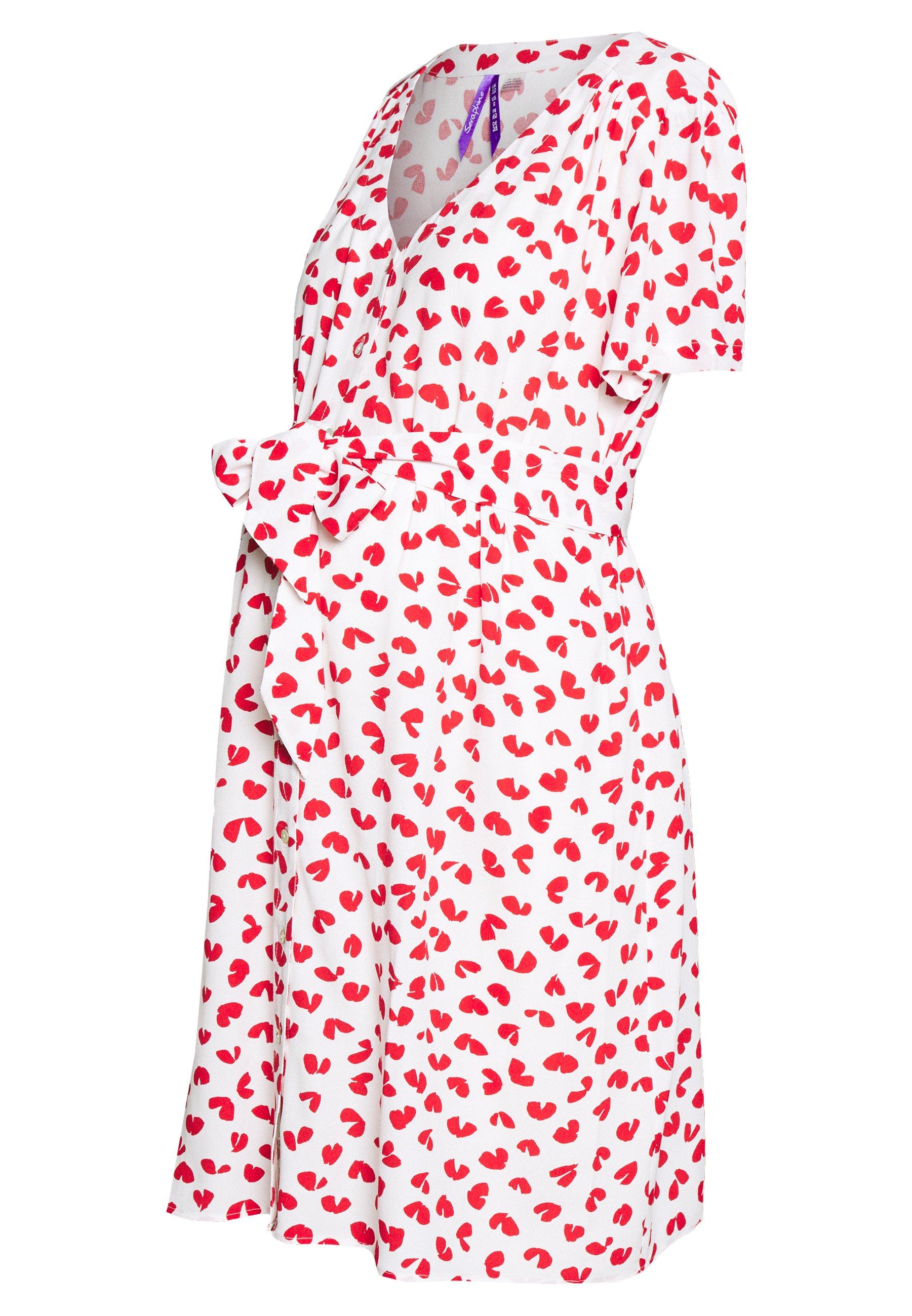 Mujer MARGUERITE BUTTON THROUGH DRESS - Vestido camisero