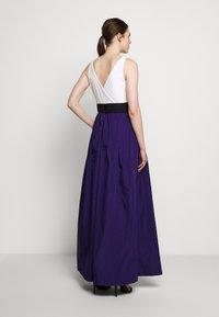 Lauren Ralph Lauren - MEMORY TAFFETA LONG GOWN - Vestido de fiesta - cannes blue - 2