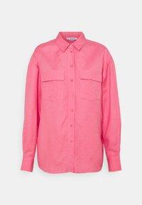 EDITED - SAVANNA SHIRT - Button-down blouse - pink - 0