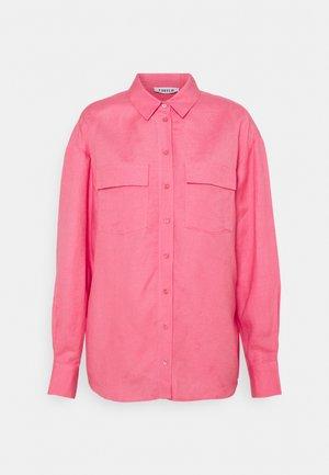 SAVANNA SHIRT - Camisa - pink