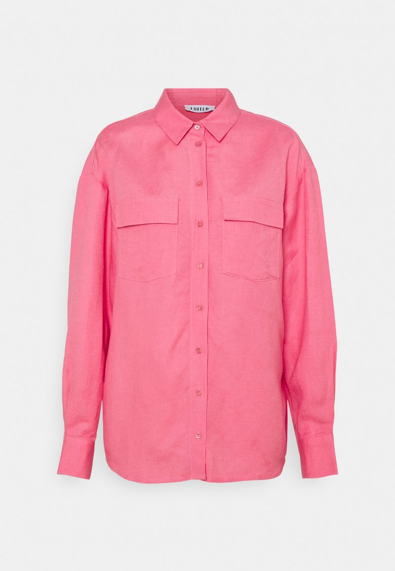 EDITED - SAVANNA SHIRT - Button-down blouse - pink
