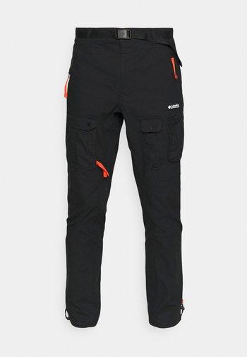 FIELD ROC™ PANT - Kalhoty - black
