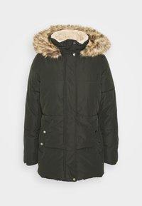 Vero Moda - VMFINLEY JACKET - Zimní kabát - peat - 5
