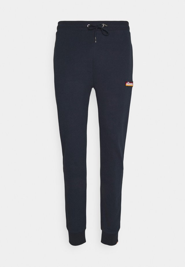 YONVEST - Tracksuit bottoms - navy