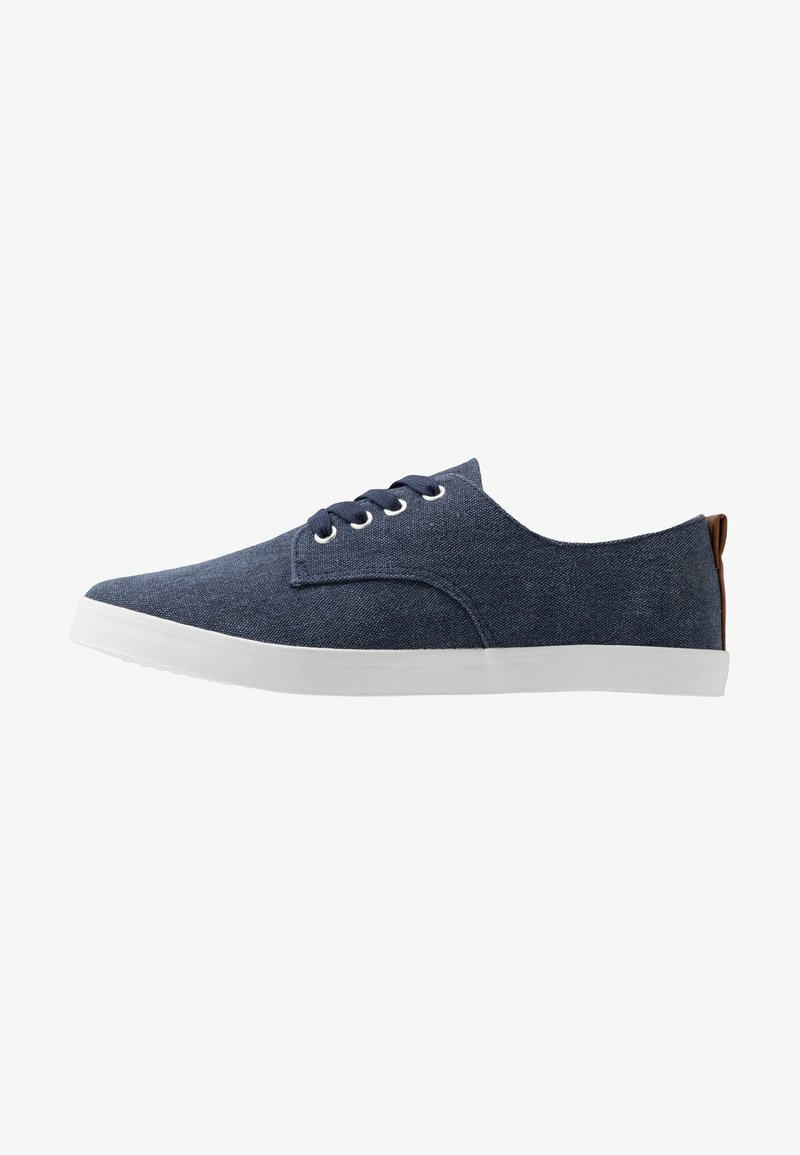 Pier One - UNISEX - Sneakers basse - dark blue