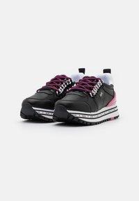 Liu Jo Jeans - MAXI - Sneakers basse - black - 2