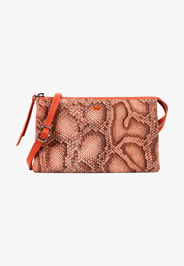 MIRA - Across body bag - orange