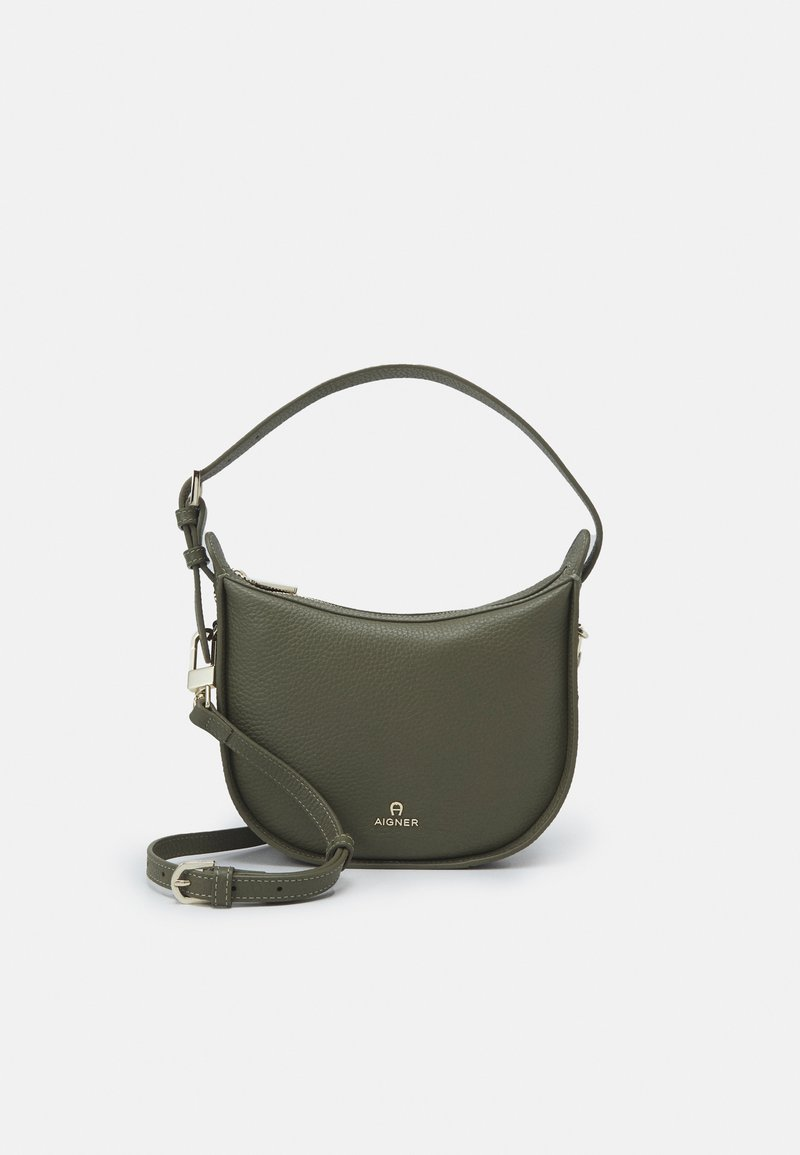 AIGNER - IVY BAG - Handbag - moss green