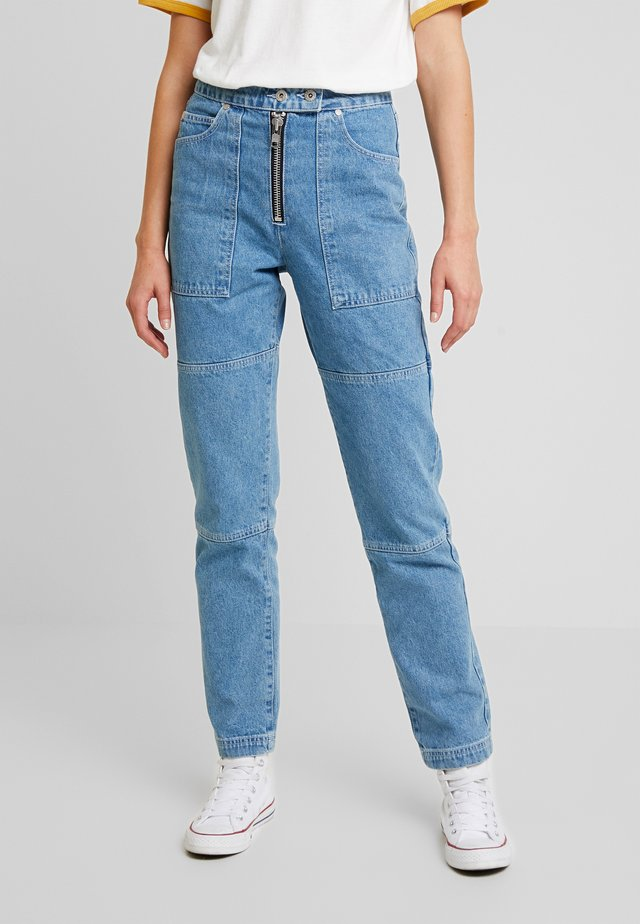 PRIDE - Jean boyfriend - light blue