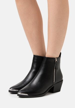 ASTON WESTERN - Classic ankle boots - black