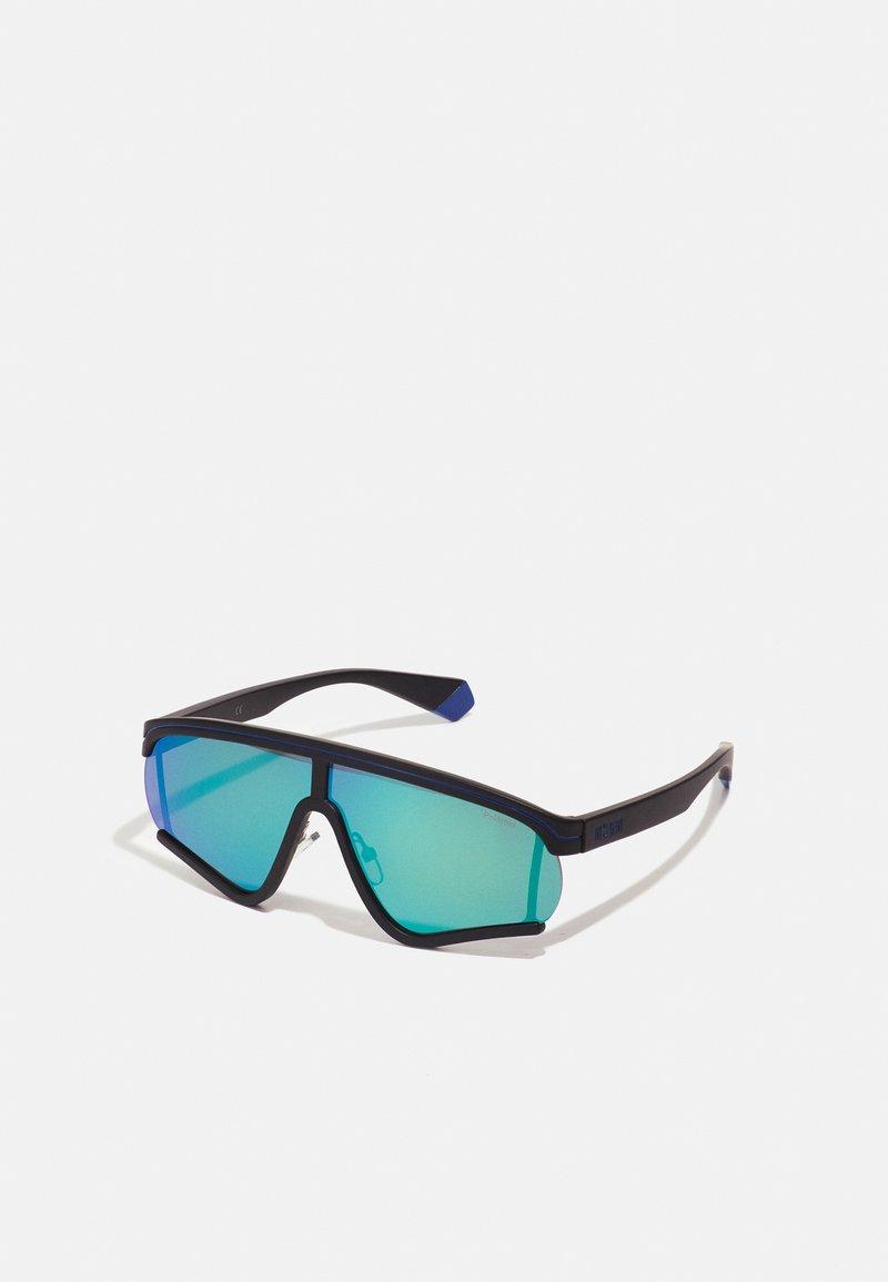 MSGM - POLAROID UNISEX - Solbriller - blue