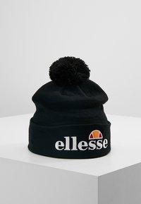 Ellesse - POM POM BEANIE - Čepice - black - 0