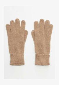 Ulla Popken - Gloves - beige - 0