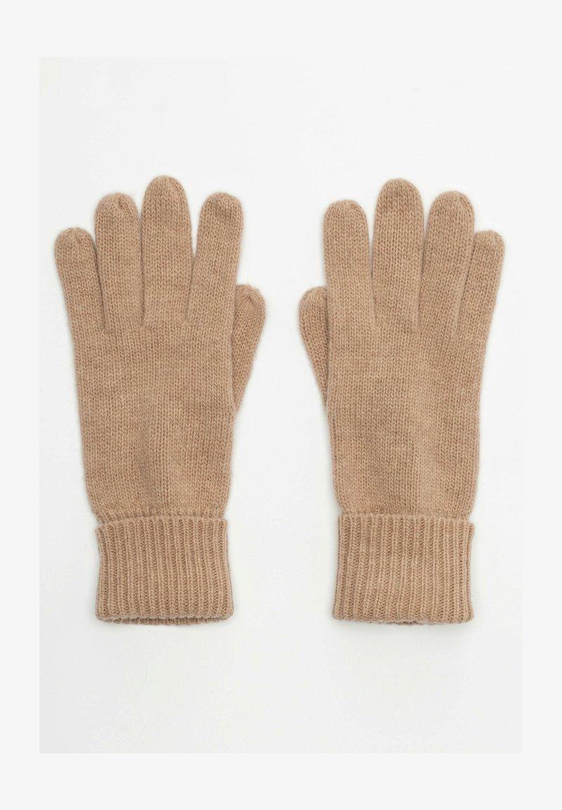 Ulla Popken - Gloves - beige