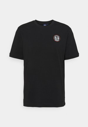 FIRE - T-shirt basique - black