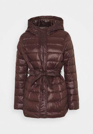 VMSORAYALYDIA JACKET  - Winter coat - chocolate plum