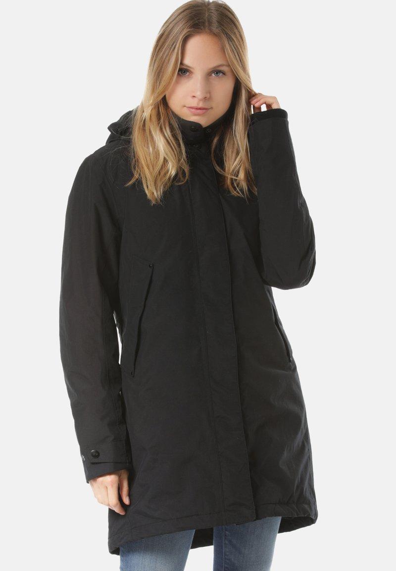 Didriksons - SARA - Winter coat - black