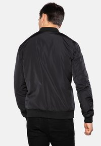 Threadbare - Giubbotto Bomber - schwarz - 2