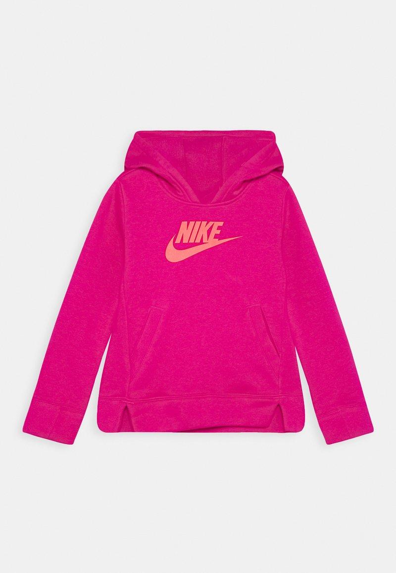 Nike Sportswear - Hoodie - fireberry/sunset pulse