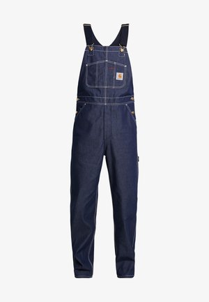 SIMPLE PANT NORCO - Straight leg -farkut - blue rigid