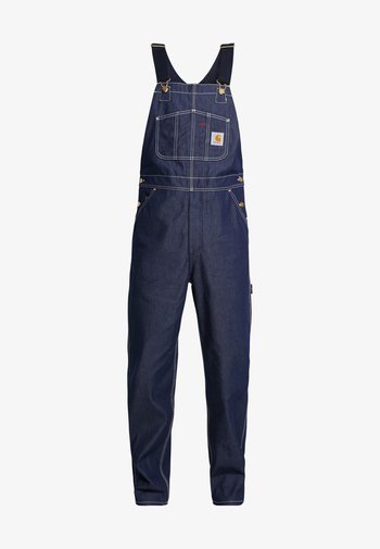 SIMPLE PANT NORCO - Straight leg -farkut - blue rigid