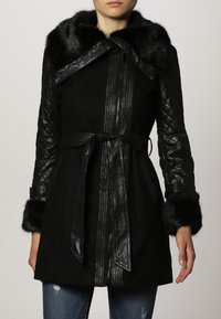 Morgan - Manteau court - noir - 1