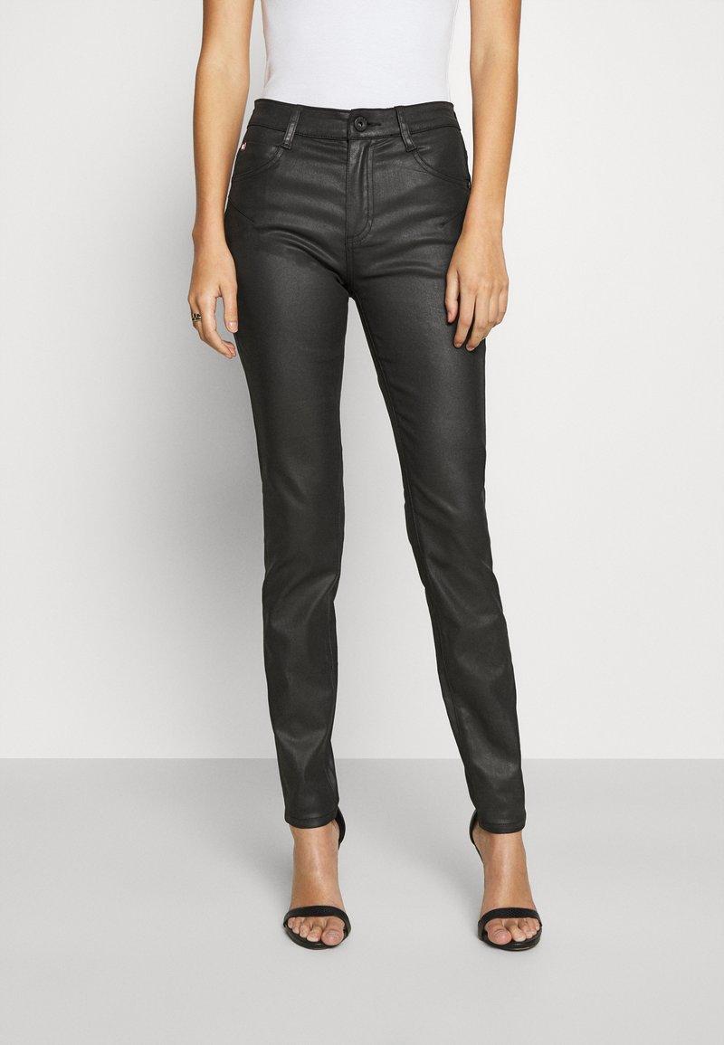 Miss Sixty - BETTIE - Trousers - black