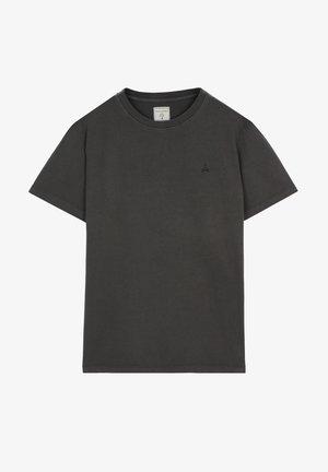SKULL TEE - T-shirt basic - dark grey