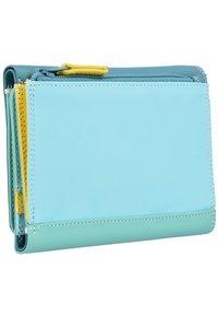 Mywalit - MEDIUM TRI FOLD - Wallet - blue - 1