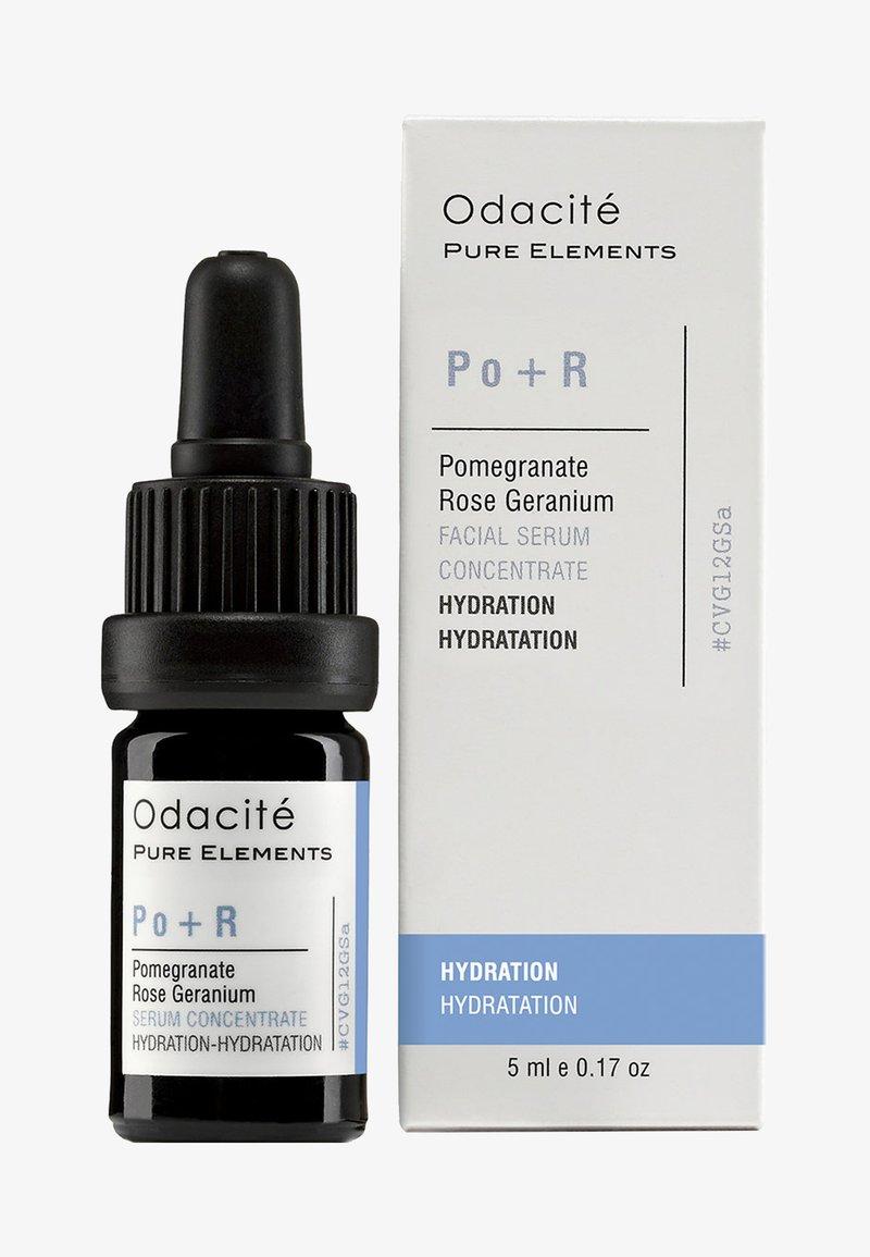 Odacité - PO+R HYDRATION BOOSTER - POMEGRANATE + ROSE GERANIUM - Serum - -
