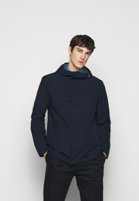 Hackett London - Light jacket - navy - 0