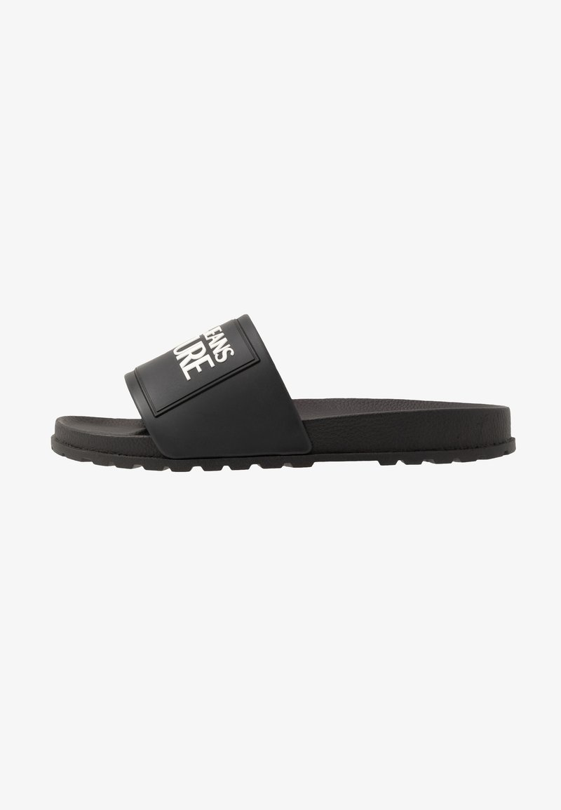 Versace Jeans Couture - Pool slides - nero