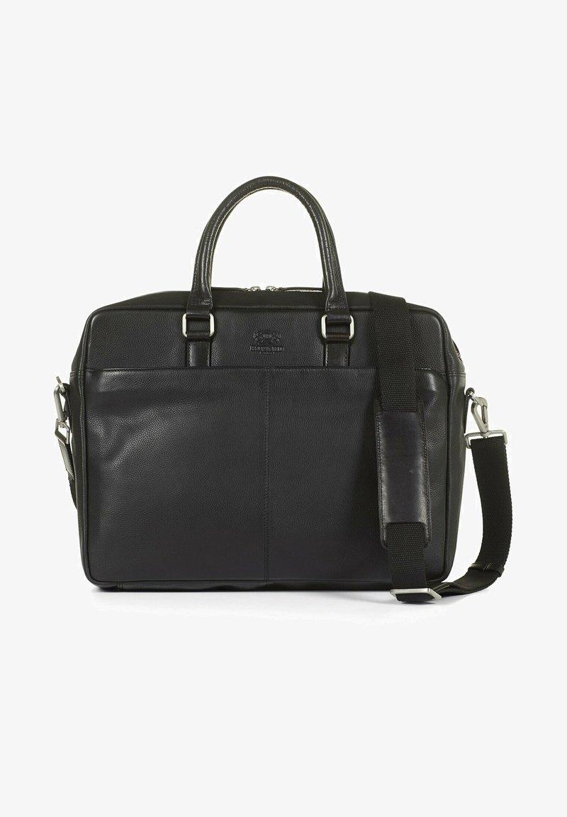 Howard London - MORRIS - Taška na laptop - black