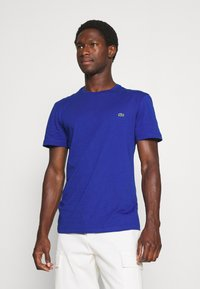 Lacoste - T-shirt basic - cosmique - 0