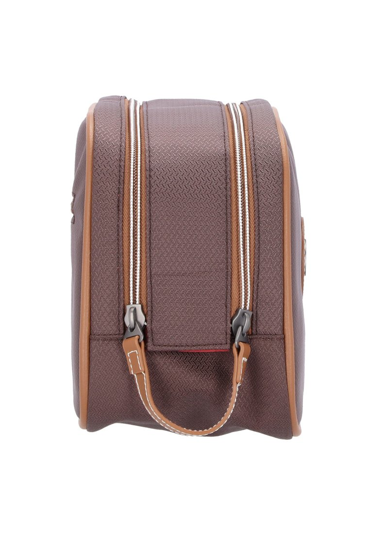 Delsey CHATELET SOFT AIR - Kosmetiktasche - brown/braun - Herrentaschen mT2U1