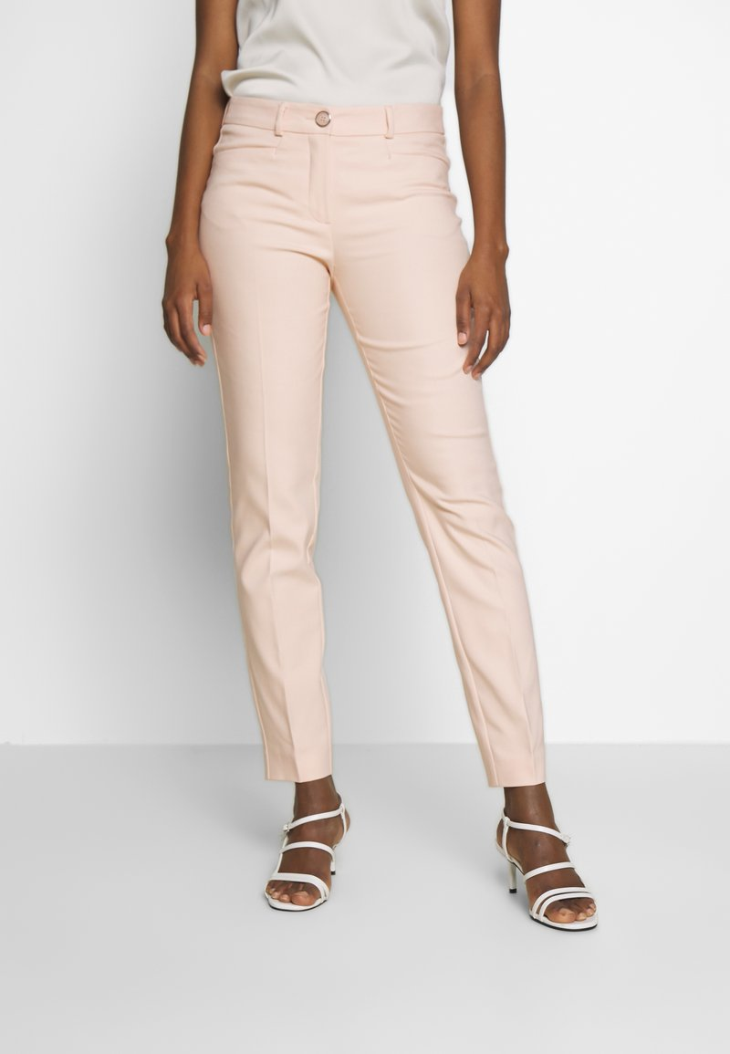 comma - Trousers - powder