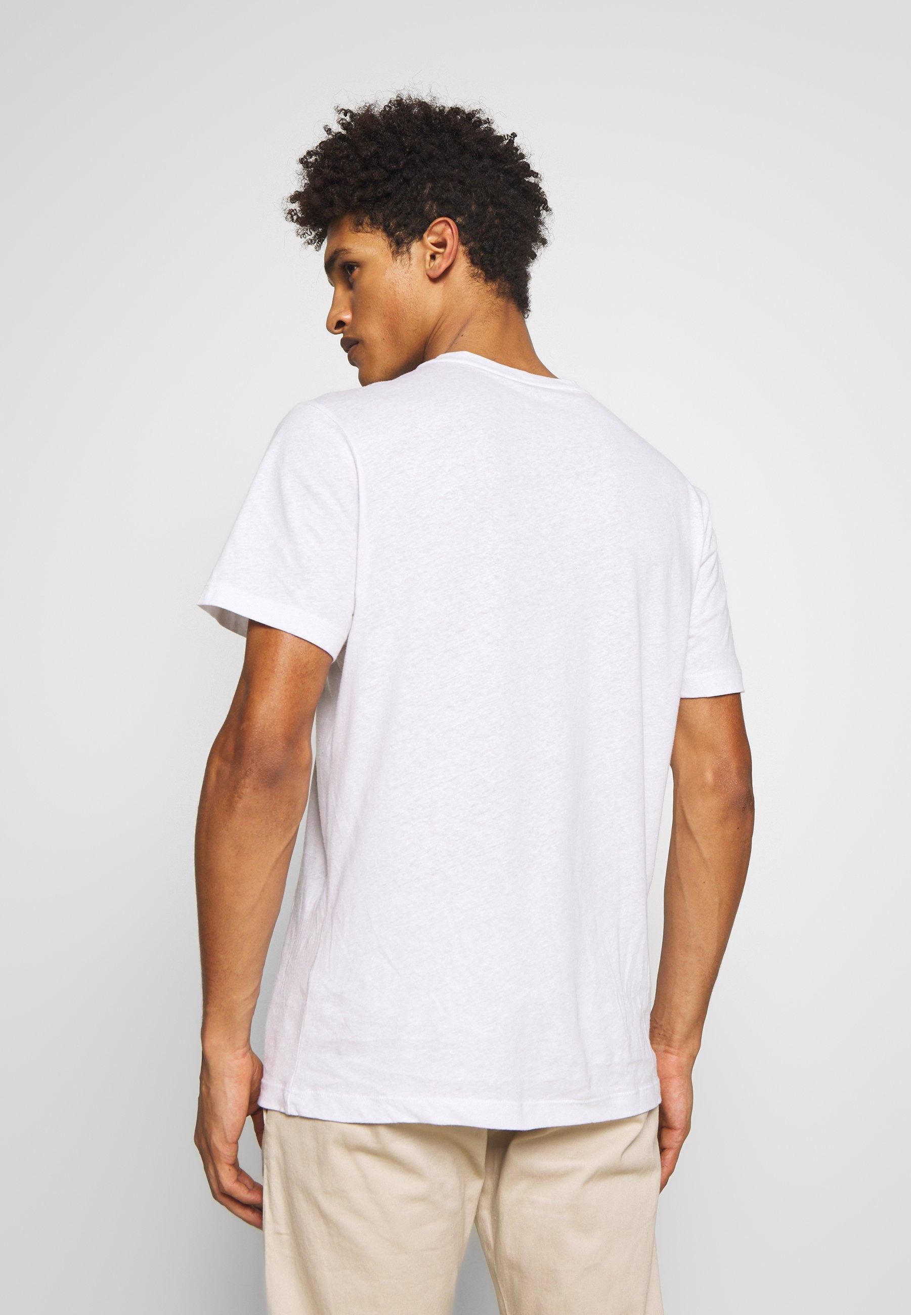 Tiger of Sweden DIDELOT - T-shirt basique - pure white