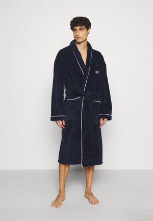 RIDENT - Dressing gown - dark jeans blue