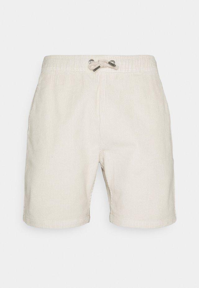 Shorts - oyster gray