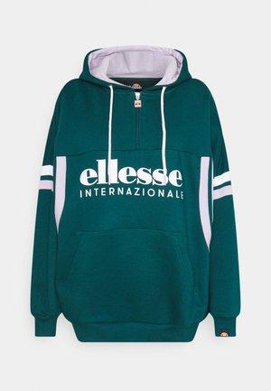 TREPE - Sweatshirt - dark green