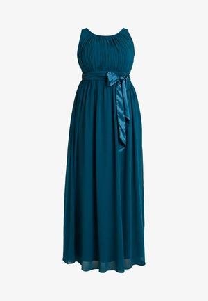 NATALIE MAXI - Společenské šaty - dark green