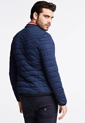 STEPPJACKE - Light jacket - dunkelblau