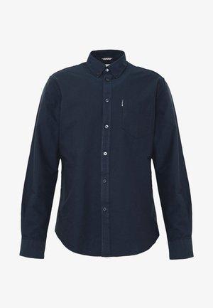 SIGNATURE OXFORD SHIRT - Overhemd - navy