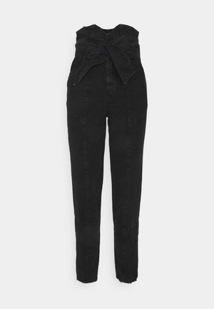 TIANA - Jeans Skinny Fit - jet black