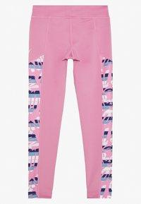 Nike Performance - TROPHY  - Collants - magic flamingo/emerald rise - 1