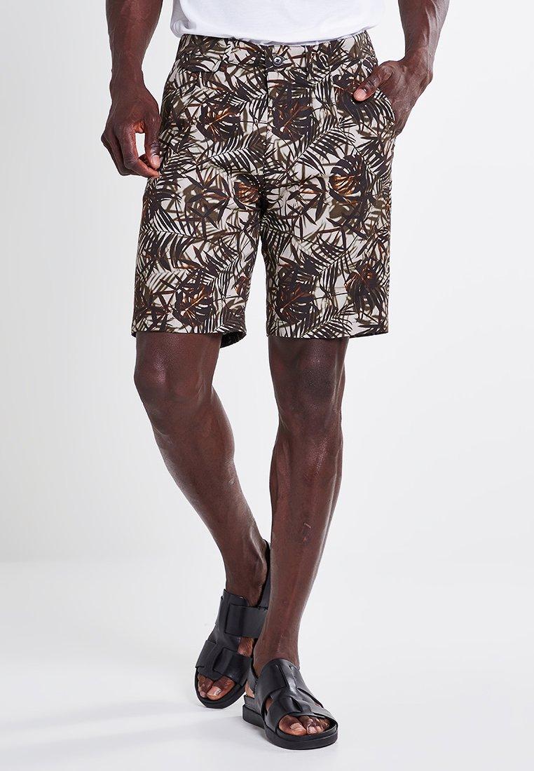 DRYKORN - ABROAD - Shorts - braun